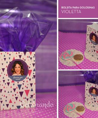 Bolsita cajita Violetta