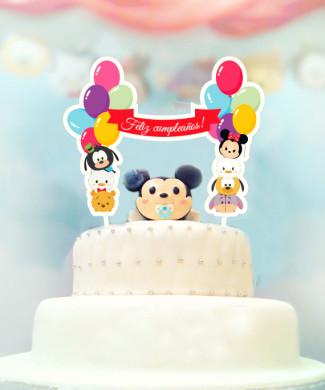 tsum_tsum_cake_topper