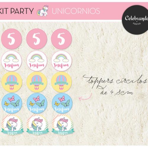 03_kit_imprimible_unicornios_fiesta_toppers_circulos_decoracion