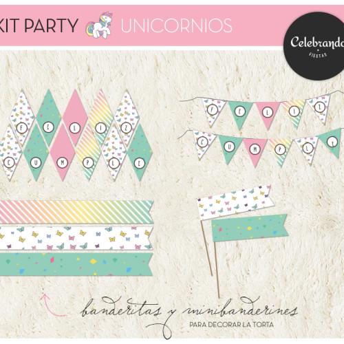 13_kit_imprimible_unicornios_fiesta_minibanderitas_minibanderines_decoracion_torta